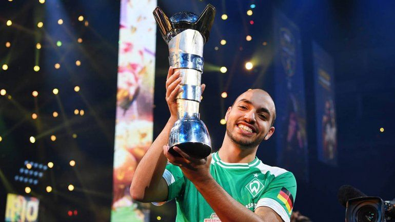 Un alemán se consagró campeón de la FIFA eWorld Cup
