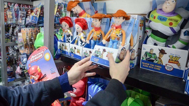 Toy Story se impone entre los regalos para el Día del Niño