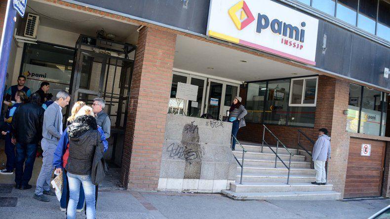 Retomaron la atención al público en las oficinas del PAMI