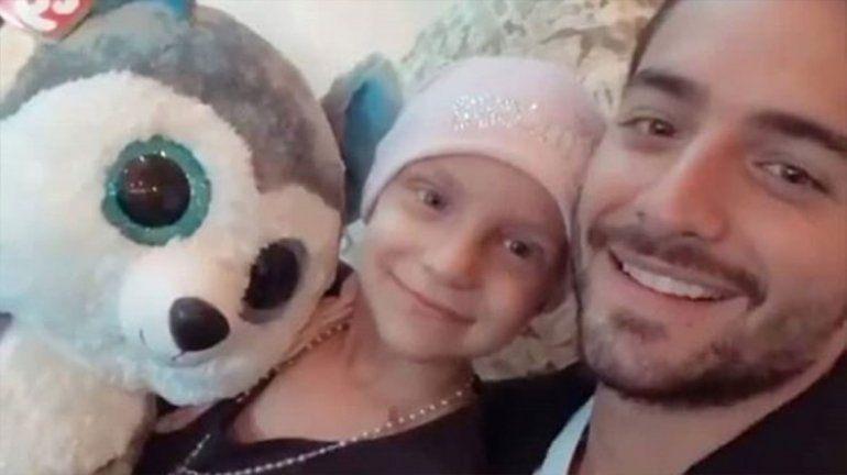 Maluma y otro gran regalo a Stefi, la nena argentina que lucha contra el cáncer