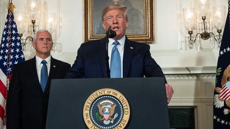 Golpe de Trump a Venezuela: le bloqueó los bienes