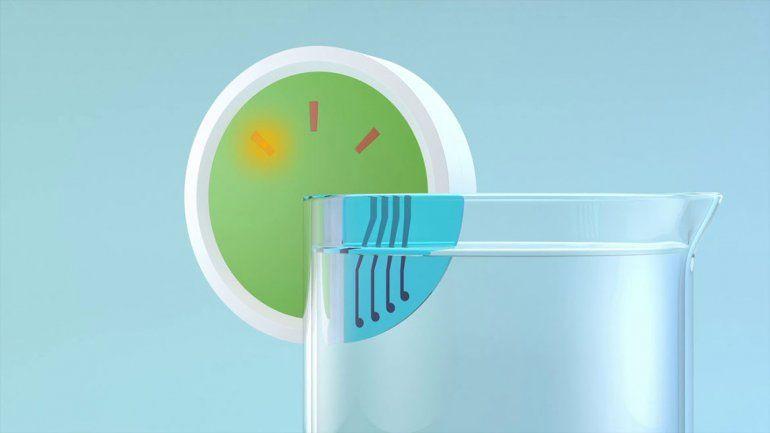 Hypertaste, el dispositivo que analiza líquidos en segundos