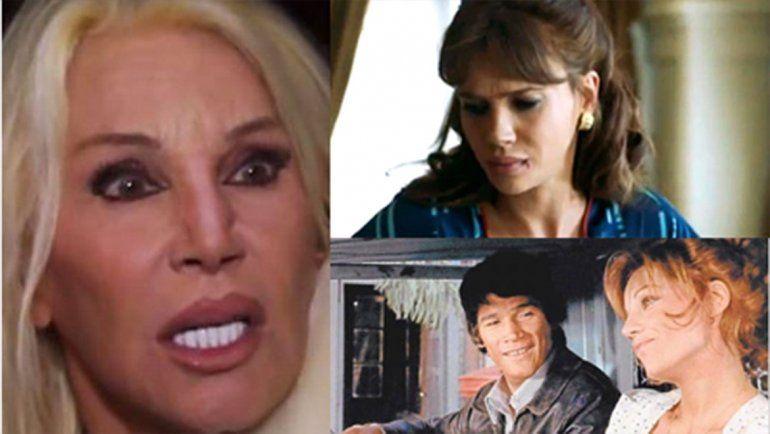Susana furiosa con la serie de Monzón por la escena de violencia en Montecarlo