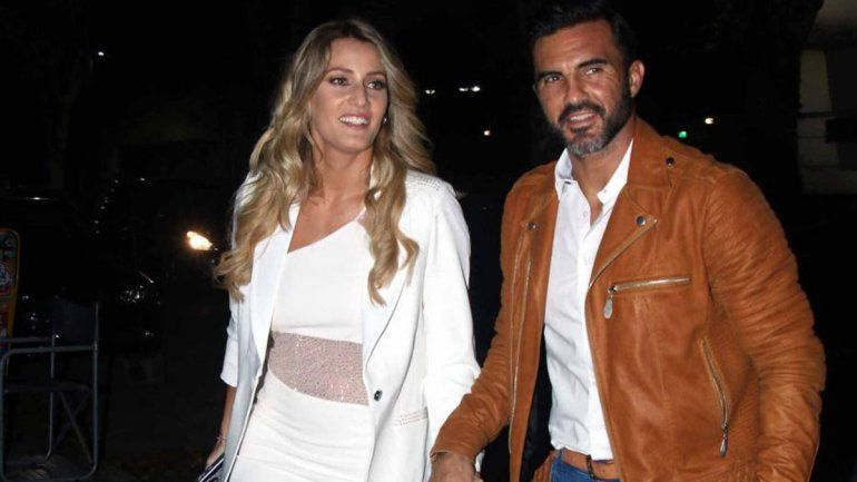 Poroto Cubero y Mica Viciconte llegan al living de Susana
