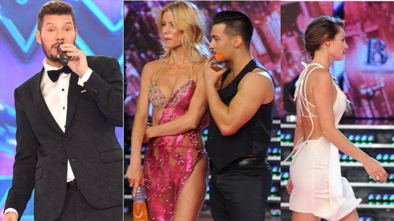 La advertencia de Pampita a Tinelli y Nicole Neumann ante el nuevo cara a cara en el Bailando