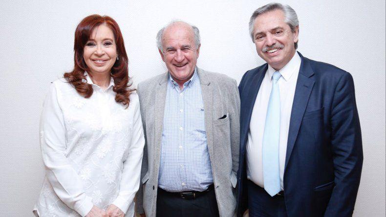 Oscar Parrilli: Siempre gobernamos para que la gente viva feliz