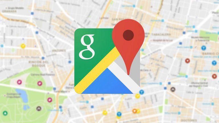 Maps se actualiza con nuevas funciones para viajeros