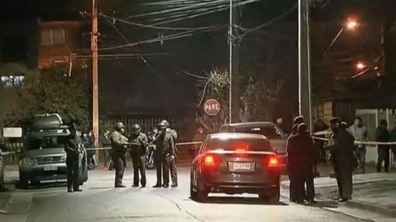Un tirador chileno mató a cinco personas en un local