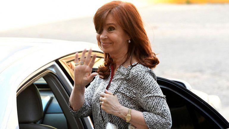 Cristina pedirá que su declaración por la causa obra pública se transmita en vivo