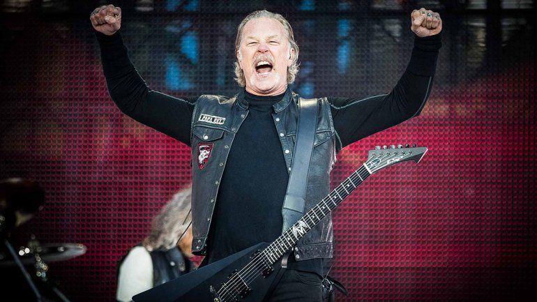 Vuelve Metallica