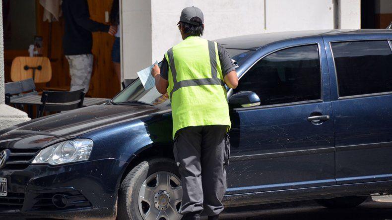 Inspectores debutaron en el tránsito capitalino