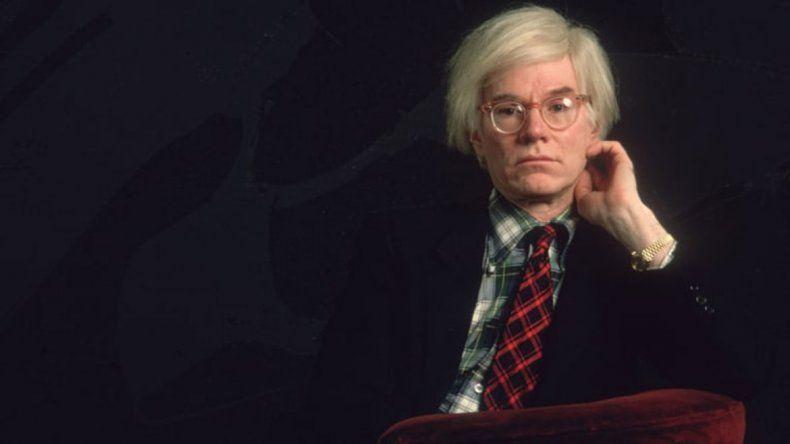 Andy Warhol, el pintor que creó una fábrica de pop art