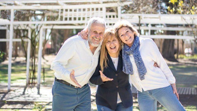 La esposa de Peressini será candidata a primera concejal
