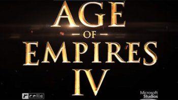 ¿que se sabe del desarrollo de age of empires iv?