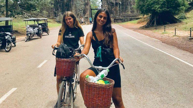 La pesadilla de dos argentinas en Camboya