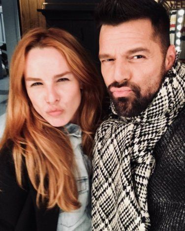 Una actriz venezolana sería la mamá de los hijos de Ricky