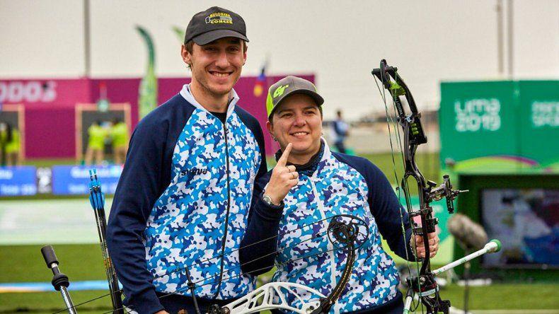 Rionegrino en la gloria: ganó el Oro en los Panamericanos