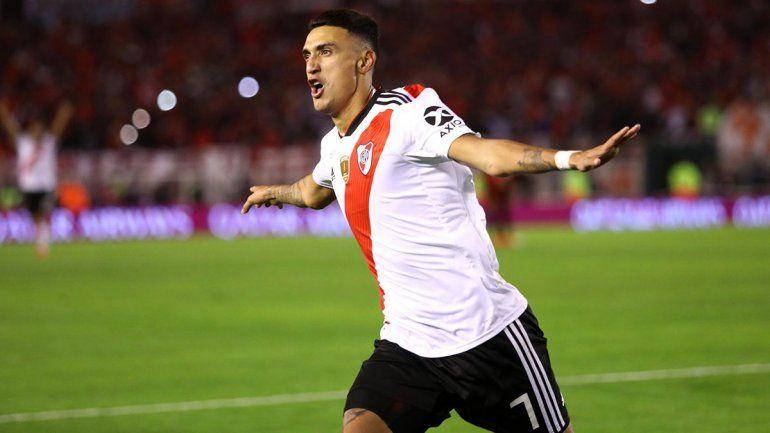 Suárez: Ojalá me toque jugar  un River-Boca