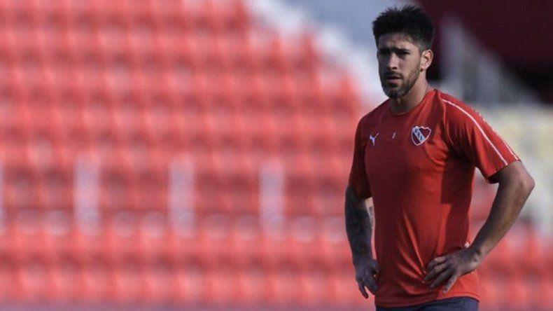 Pablo Pérez, lesionado y en duda para la revancha