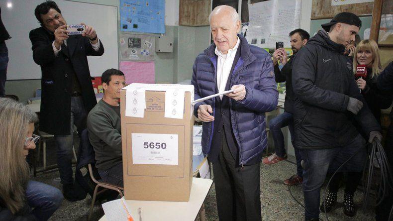 Lavagna: Espero que la gente vote con el corazón
