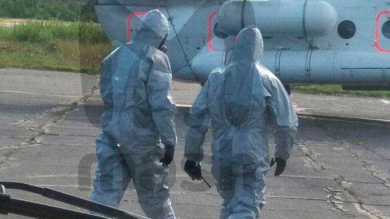 Rusia admitió que hubo 7 muertos en su prueba nuclear