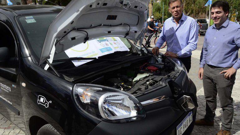 Los autos eléctricos no arrancan en la ciudad