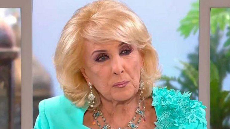 Mirtha contó lo mal que la pasó por su adicción al pucho