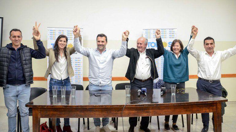 El Frente de Todos en Neuquén anunció un triunfo en todas las categorías