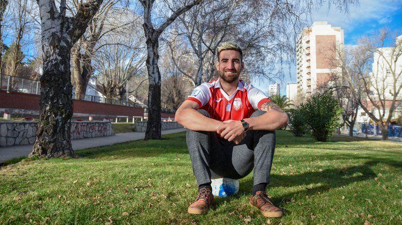 Matías Castro: Gracias al fútbol conocí el mundo
