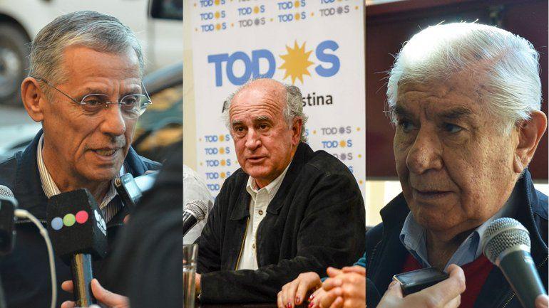 Dos meses a todo o nada con tres protagonistas clave de la política