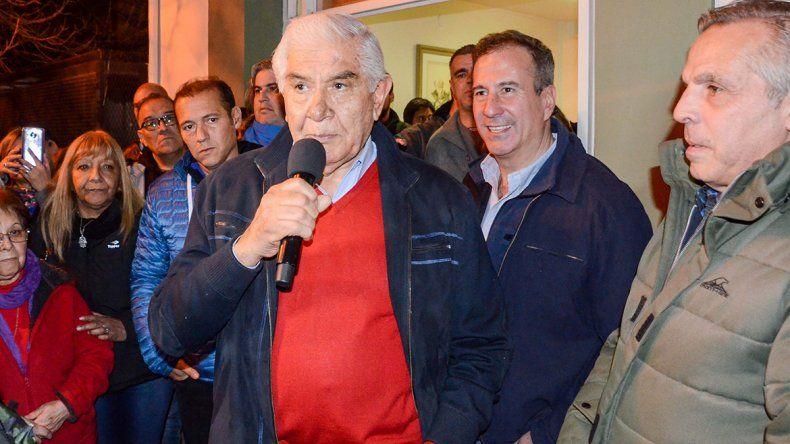 Pereyra: Estamos casi en un empate técnico con Cambiemos y vamos a ganar en octubre