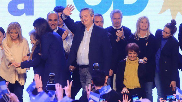 Alberto Fernández: La Argentina hoy está pariendo otro país