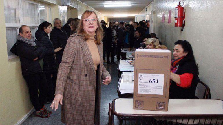 Santa Cruz: Alicia K sumaba  más del 60%