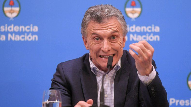 Macri habló del voto bronca y responsabilizó al kirchnerismo por la suba del dólar