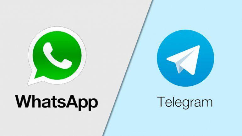 Telegram le da batalla a Whatsapp con dos novedades