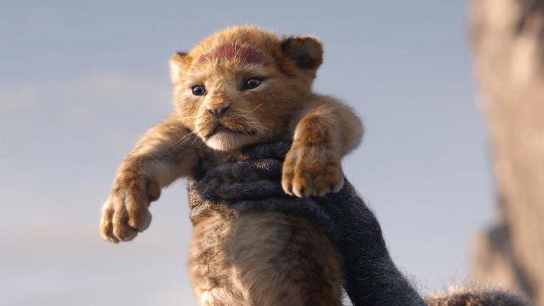 El rey león ya es el film más taquillero de la historia