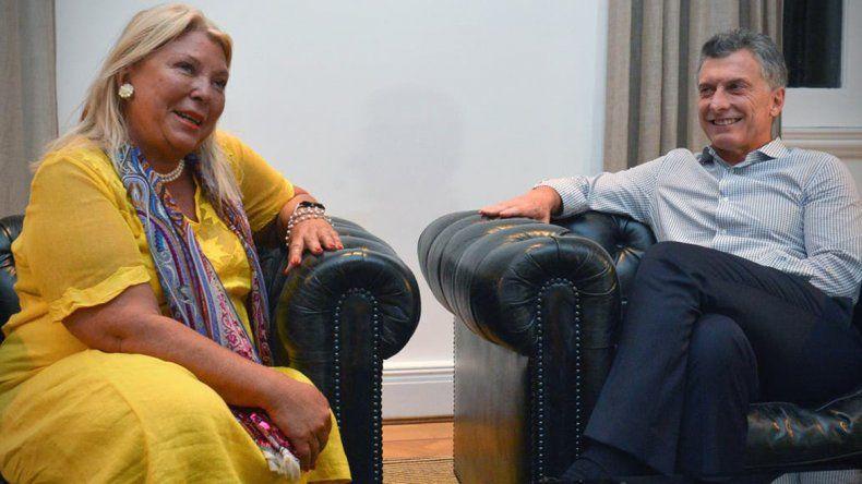 Macri y Carrió se reunieron para analizar correcciones políticas y económicas tras la derrota en las PASO