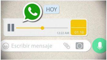 escucha los mensajes de voz mas acelerados con esta app