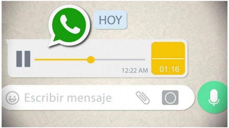 Mirá esta app para escuchar los mensajes de voz más acelerados