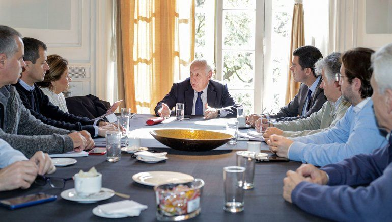 Descartan acuerdos entre Lavagna y Alberto o Macri
