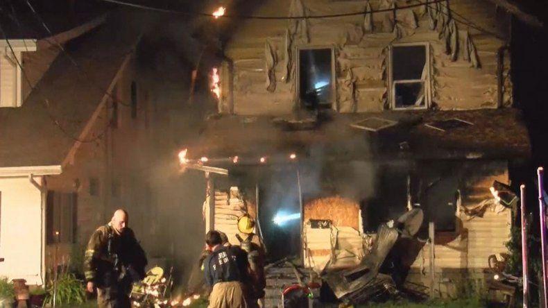 Se incendió una guardería y murieron cinco nenes