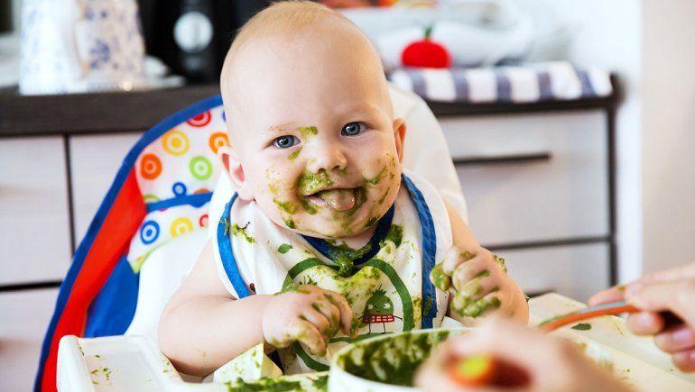 Exponer a los bebés a alérgenos fortalece su sistema inmune