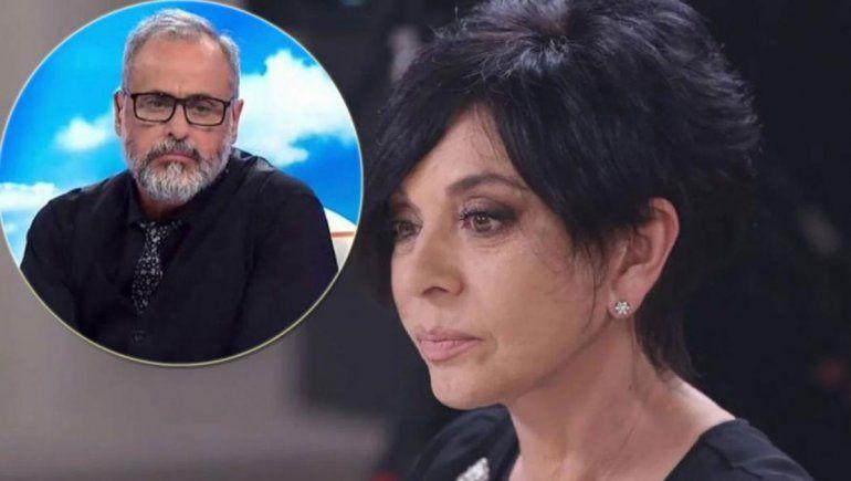 Jorge Rial y otro fuerte ninguneo a Mónica Gutiérrez