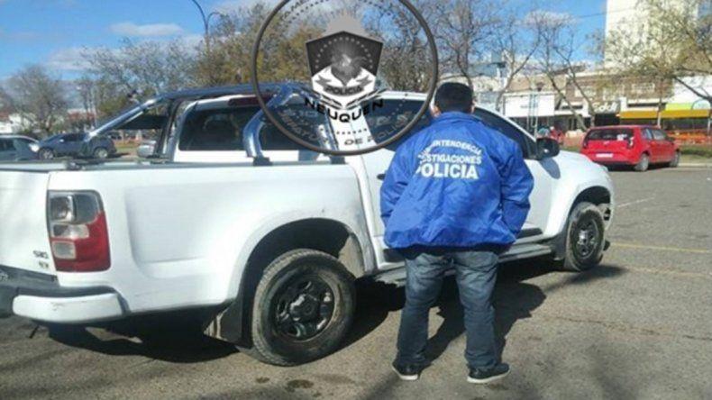 Permutó su auto y a cambio le dieron una camioneta robada