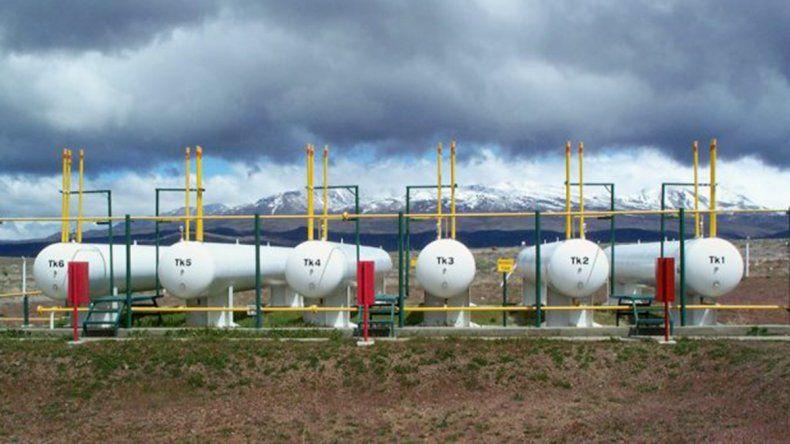 Aseguran el gas para el interior de la Provincia en lo que queda del invierno