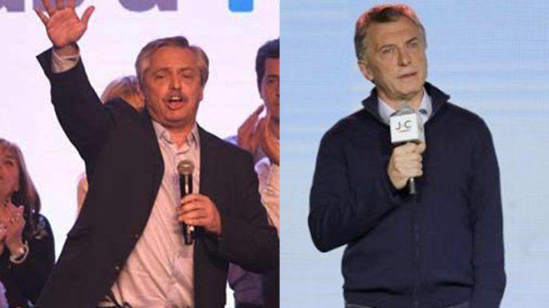 Macri y Alberto Fernández volvieron a hablar: la economía, el eje de la conversación