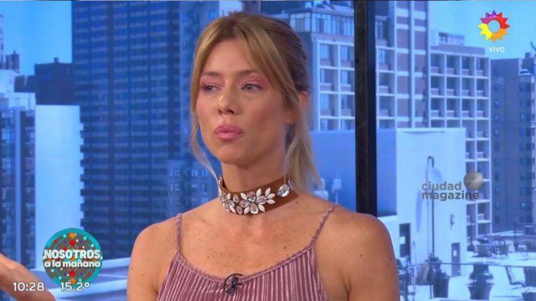 Nicole tuvo que contar si en el sur comió cordero patagónico