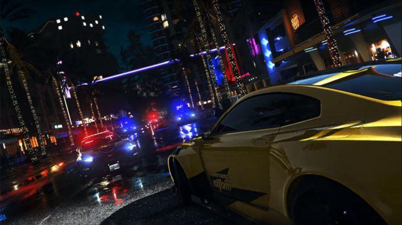 Mirá el impresionante tráiler de Need for Speed HEAT