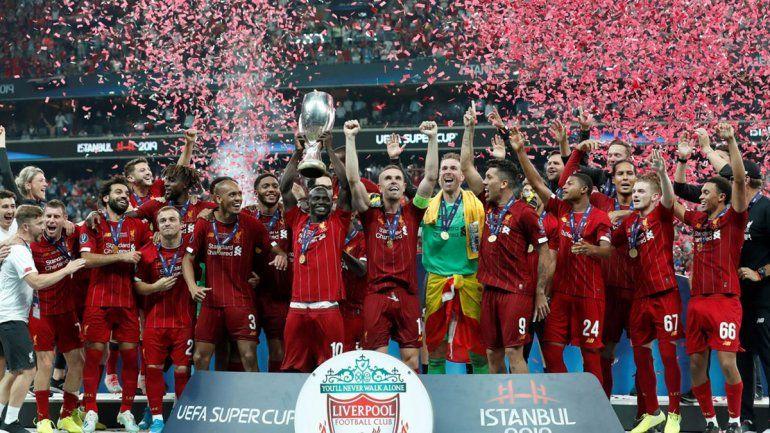 Supercopa de Europa: Liverpool venció a Chelsea por penales y se consagró