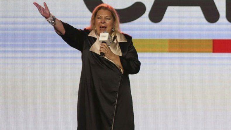 Carrió renunció a su banca en la Cámara de Diputados
